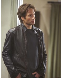 hank moody leather jacket front