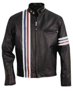 peter fonda wyatt leather jacket front