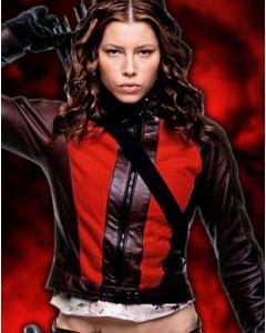 abigail whistler leather jacket front