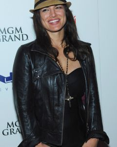Gina Carano jacket front
