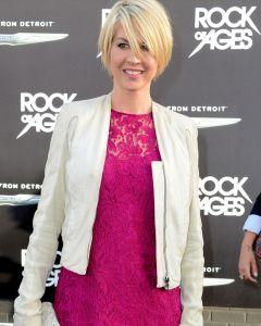 Jenna Elfman jacket front