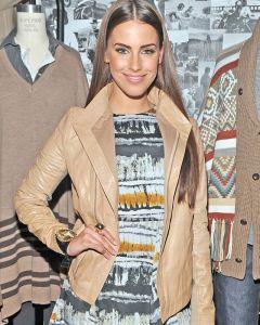 Jessica Lowndess jacket