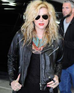 Kesha Sebert jacket front