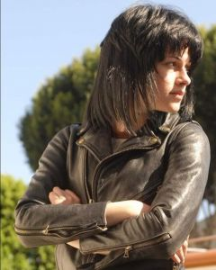 Film The Runaways Kristen Stewart Leather Jacket