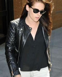 Kristen Steward jacket front