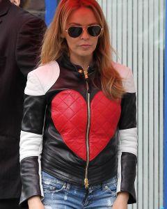 Kylie Minogue jacket front