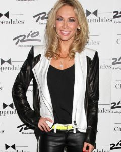 Kym Johnson jacket front
