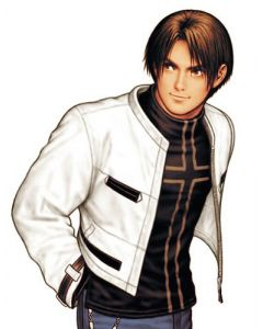 King of Fighters Kyo jacket front