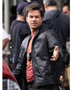 Mark Wahlberg jacket front