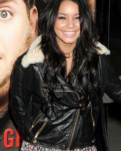 Vanessa Hudgens jacket front