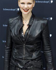 Veronica Ferres jacket front