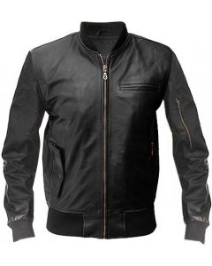 Movie Wall Street Money Never Sleeps Leather Jacket