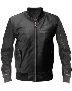 Movie Wall Street Money Never Sleeps Leather Jacket