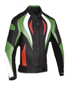 women fire style motorbike jacket